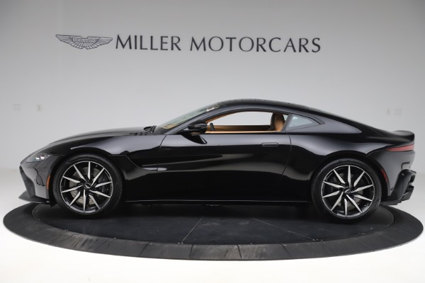 New 2020 Aston Martin Vantage Coupe for sale $183,879 at Aston Martin of Greenwich in Greenwich CT 06830 3