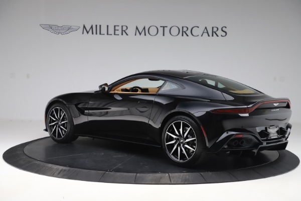 New 2020 Aston Martin Vantage Coupe for sale $183,879 at Aston Martin of Greenwich in Greenwich CT 06830 4
