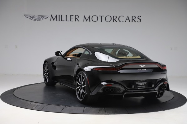 New 2020 Aston Martin Vantage Coupe for sale $183,879 at Aston Martin of Greenwich in Greenwich CT 06830 5