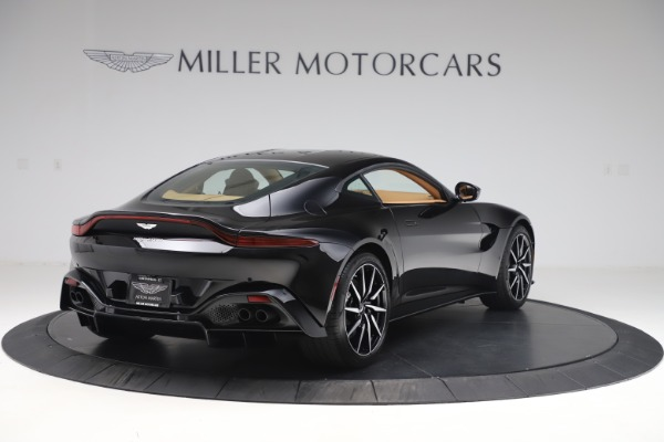 New 2020 Aston Martin Vantage Coupe for sale $183,879 at Aston Martin of Greenwich in Greenwich CT 06830 7