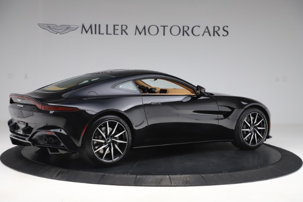 New 2020 Aston Martin Vantage Coupe for sale $183,879 at Aston Martin of Greenwich in Greenwich CT 06830 8