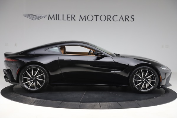 New 2020 Aston Martin Vantage Coupe for sale $183,879 at Aston Martin of Greenwich in Greenwich CT 06830 9