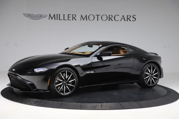 New 2020 Aston Martin Vantage Coupe for sale $183,879 at Aston Martin of Greenwich in Greenwich CT 06830 1