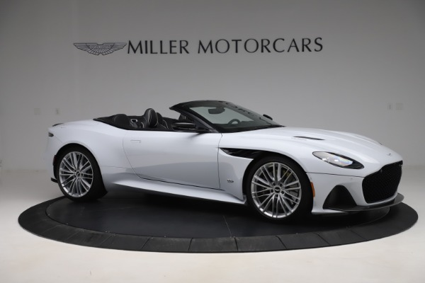 New 2020 Aston Martin DBS Superleggera Volante Convertible for sale $353,931 at Aston Martin of Greenwich in Greenwich CT 06830 10