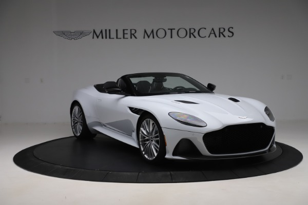 New 2020 Aston Martin DBS Superleggera Volante Convertible for sale $353,931 at Aston Martin of Greenwich in Greenwich CT 06830 11