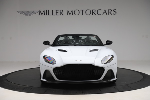 New 2020 Aston Martin DBS Superleggera Volante Convertible for sale $353,931 at Aston Martin of Greenwich in Greenwich CT 06830 12