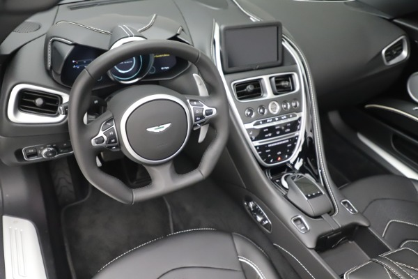 New 2020 Aston Martin DBS Superleggera Volante Convertible for sale $353,931 at Aston Martin of Greenwich in Greenwich CT 06830 13