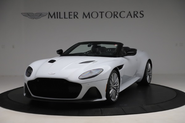 New 2020 Aston Martin DBS Superleggera Volante Convertible for sale $353,931 at Aston Martin of Greenwich in Greenwich CT 06830 2