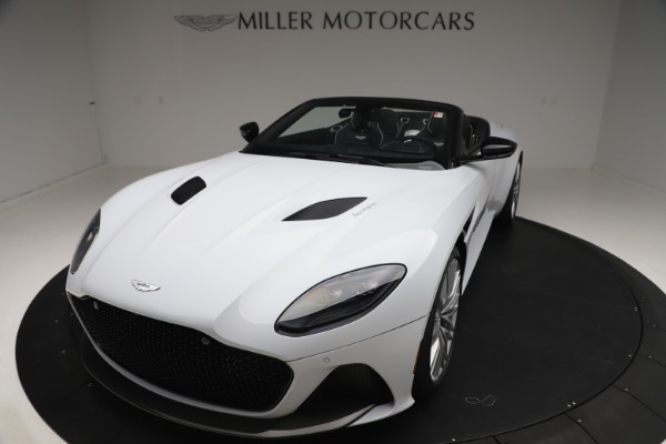 New 2020 Aston Martin DBS Superleggera Volante Convertible for sale $353,931 at Aston Martin of Greenwich in Greenwich CT 06830 23
