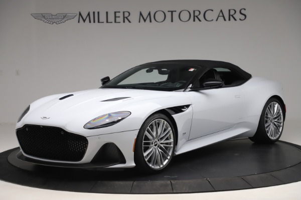 New 2020 Aston Martin DBS Superleggera Volante Convertible for sale $353,931 at Aston Martin of Greenwich in Greenwich CT 06830 25