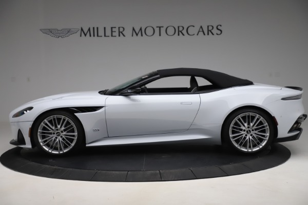 New 2020 Aston Martin DBS Superleggera Volante Convertible for sale $353,931 at Aston Martin of Greenwich in Greenwich CT 06830 26