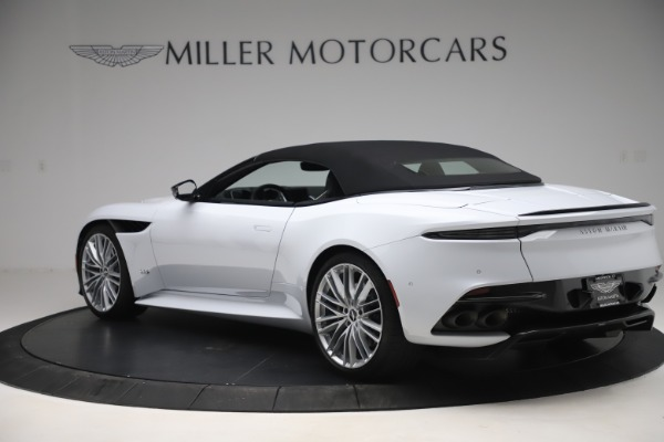 New 2020 Aston Martin DBS Superleggera Volante Convertible for sale $353,931 at Aston Martin of Greenwich in Greenwich CT 06830 27