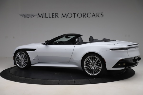 New 2020 Aston Martin DBS Superleggera Volante Convertible for sale $353,931 at Aston Martin of Greenwich in Greenwich CT 06830 4