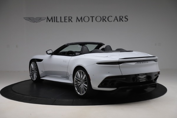 New 2020 Aston Martin DBS Superleggera Volante Convertible for sale $353,931 at Aston Martin of Greenwich in Greenwich CT 06830 5