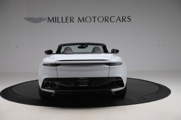 New 2020 Aston Martin DBS Superleggera Volante Convertible for sale $353,931 at Aston Martin of Greenwich in Greenwich CT 06830 6