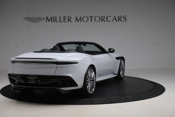 New 2020 Aston Martin DBS Superleggera Volante Convertible for sale $353,931 at Aston Martin of Greenwich in Greenwich CT 06830 7