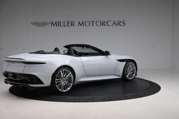 New 2020 Aston Martin DBS Superleggera Volante Convertible for sale $353,931 at Aston Martin of Greenwich in Greenwich CT 06830 8
