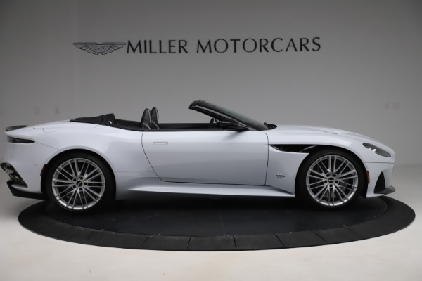 New 2020 Aston Martin DBS Superleggera Volante Convertible for sale $353,931 at Aston Martin of Greenwich in Greenwich CT 06830 9