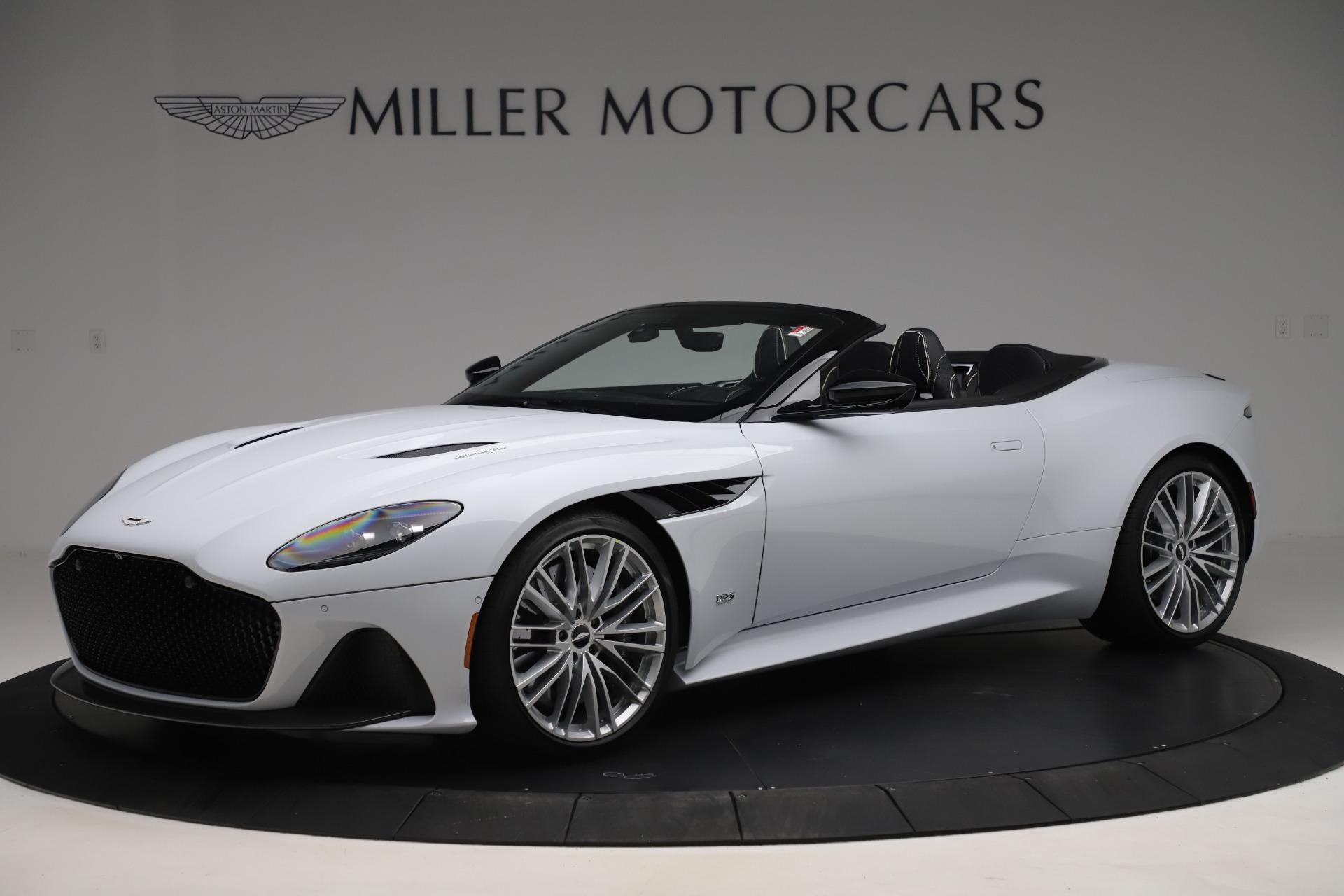 New 2020 Aston Martin Dbs Superleggera Volante For Sale Special Pricing Aston Martin Of Greenwich Stock A1482