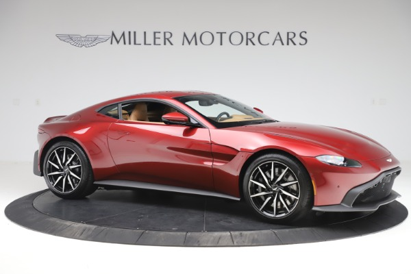 New 2020 Aston Martin Vantage Coupe for sale $185,991 at Aston Martin of Greenwich in Greenwich CT 06830 10