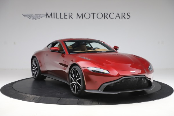 New 2020 Aston Martin Vantage Coupe for sale $185,991 at Aston Martin of Greenwich in Greenwich CT 06830 11