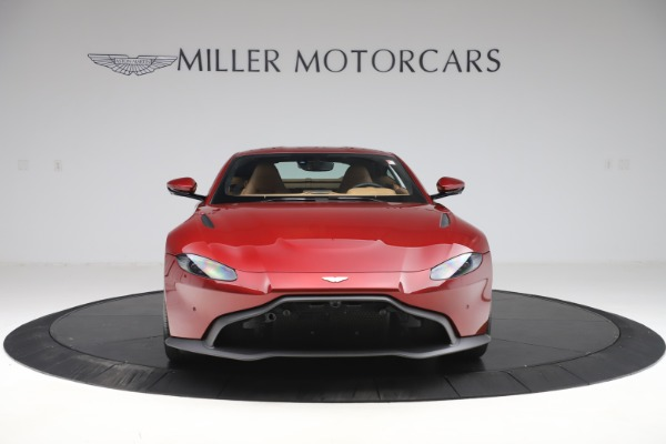 New 2020 Aston Martin Vantage Coupe for sale $185,991 at Aston Martin of Greenwich in Greenwich CT 06830 12