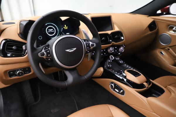 New 2020 Aston Martin Vantage Coupe for sale $185,991 at Aston Martin of Greenwich in Greenwich CT 06830 13