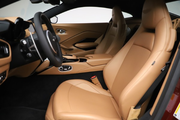 New 2020 Aston Martin Vantage Coupe for sale $185,991 at Aston Martin of Greenwich in Greenwich CT 06830 14