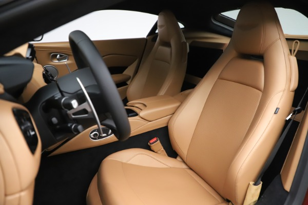 New 2020 Aston Martin Vantage Coupe for sale $185,991 at Aston Martin of Greenwich in Greenwich CT 06830 15