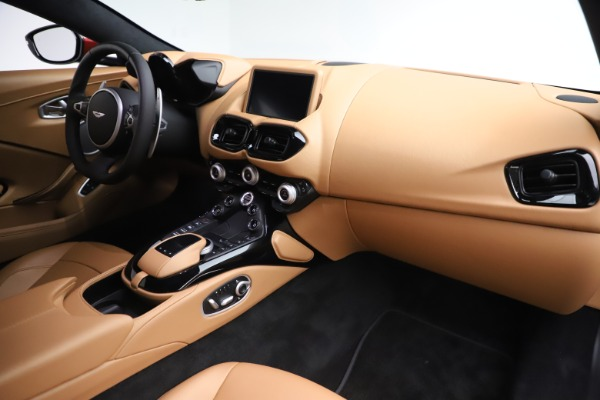 New 2020 Aston Martin Vantage Coupe for sale $185,991 at Aston Martin of Greenwich in Greenwich CT 06830 17