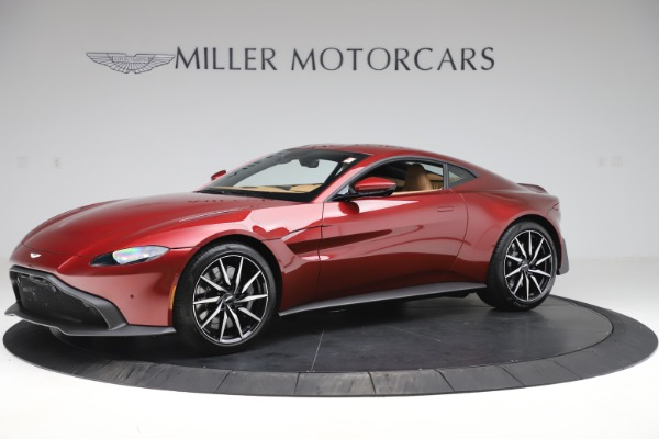 New 2020 Aston Martin Vantage Coupe for sale $185,991 at Aston Martin of Greenwich in Greenwich CT 06830 2