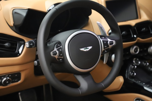 New 2020 Aston Martin Vantage Coupe for sale $185,991 at Aston Martin of Greenwich in Greenwich CT 06830 20