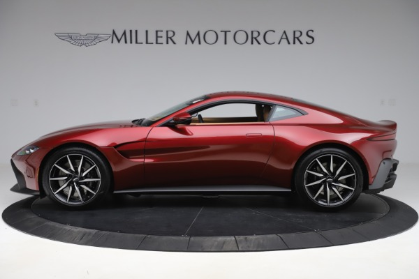 New 2020 Aston Martin Vantage Coupe for sale $185,991 at Aston Martin of Greenwich in Greenwich CT 06830 3