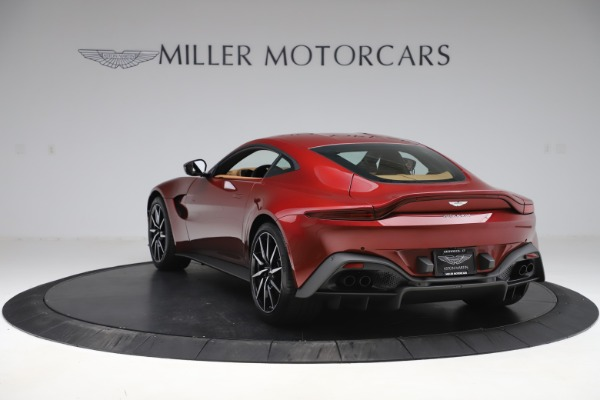 New 2020 Aston Martin Vantage Coupe for sale $185,991 at Aston Martin of Greenwich in Greenwich CT 06830 5