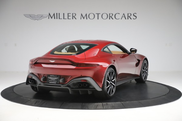 New 2020 Aston Martin Vantage Coupe for sale $185,991 at Aston Martin of Greenwich in Greenwich CT 06830 7