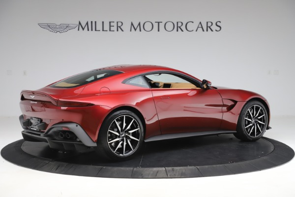 New 2020 Aston Martin Vantage Coupe for sale $185,991 at Aston Martin of Greenwich in Greenwich CT 06830 8