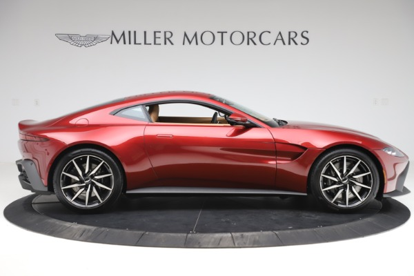 New 2020 Aston Martin Vantage Coupe for sale $185,991 at Aston Martin of Greenwich in Greenwich CT 06830 9