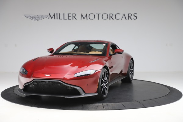 New 2020 Aston Martin Vantage Coupe for sale $185,991 at Aston Martin of Greenwich in Greenwich CT 06830 1
