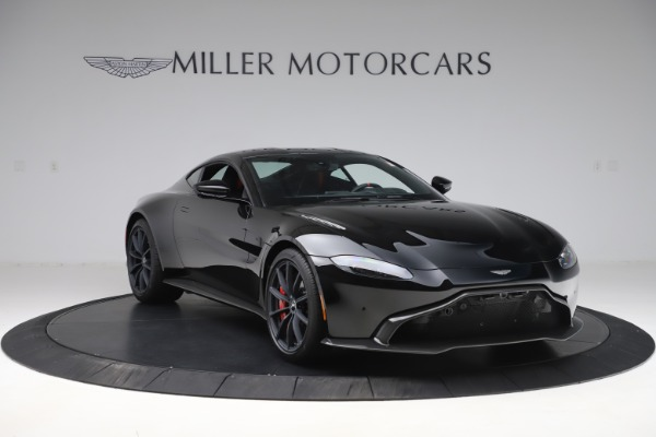 New 2020 Aston Martin Vantage AMR Coupe for sale $210,140 at Aston Martin of Greenwich in Greenwich CT 06830 10