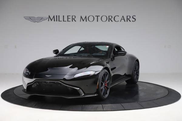 New 2020 Aston Martin Vantage AMR Coupe for sale $210,140 at Aston Martin of Greenwich in Greenwich CT 06830 12