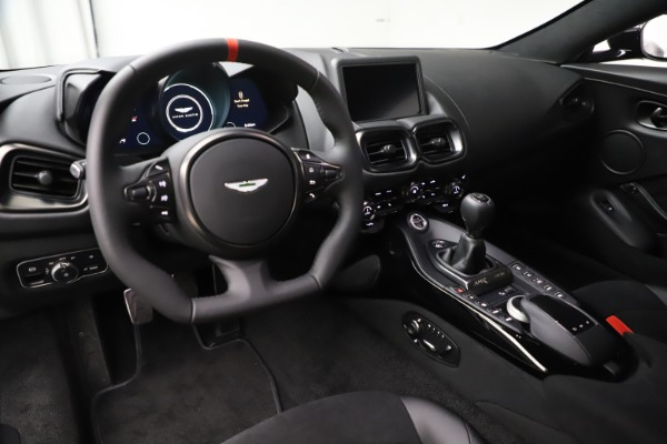 New 2020 Aston Martin Vantage AMR Coupe for sale $210,140 at Aston Martin of Greenwich in Greenwich CT 06830 13