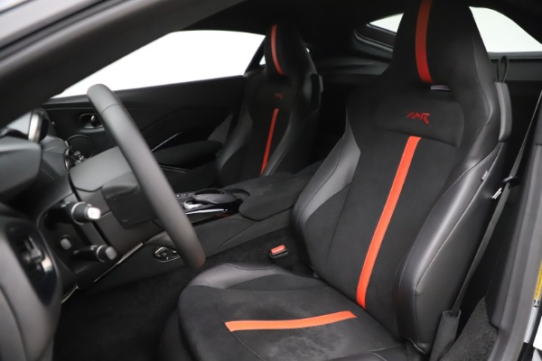 New 2020 Aston Martin Vantage AMR for sale $210,141 at Aston Martin of Greenwich in Greenwich CT 06830 15