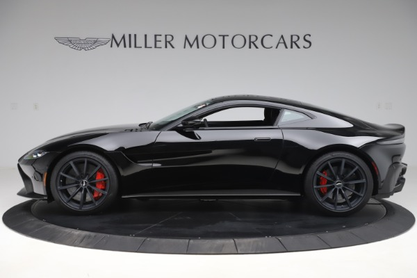 New 2020 Aston Martin Vantage AMR Coupe for sale $210,140 at Aston Martin of Greenwich in Greenwich CT 06830 2