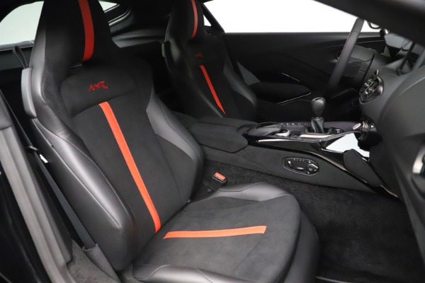 New 2020 Aston Martin Vantage AMR for sale $210,141 at Aston Martin of Greenwich in Greenwich CT 06830 21