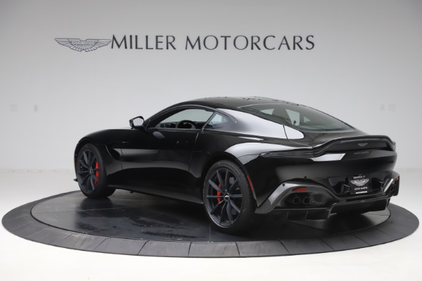 New 2020 Aston Martin Vantage AMR Coupe for sale $210,140 at Aston Martin of Greenwich in Greenwich CT 06830 3
