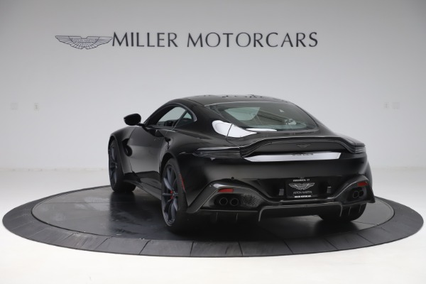 New 2020 Aston Martin Vantage AMR Coupe for sale $210,140 at Aston Martin of Greenwich in Greenwich CT 06830 4