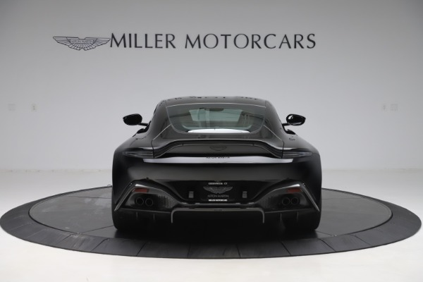 New 2020 Aston Martin Vantage AMR for sale $210,141 at Aston Martin of Greenwich in Greenwich CT 06830 5