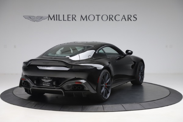 New 2020 Aston Martin Vantage AMR for sale $210,141 at Aston Martin of Greenwich in Greenwich CT 06830 6