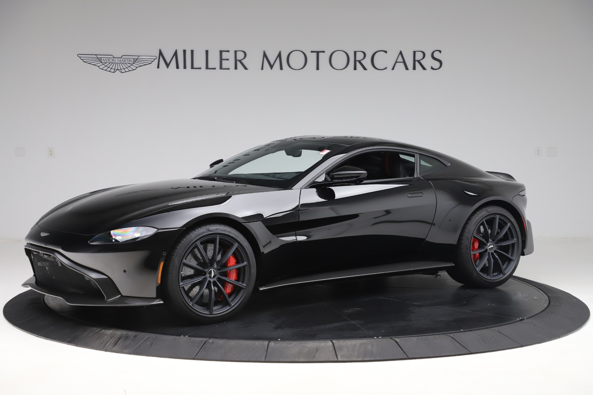New 2020 Aston Martin Vantage AMR Coupe for sale $210,140 at Aston Martin of Greenwich in Greenwich CT 06830 1