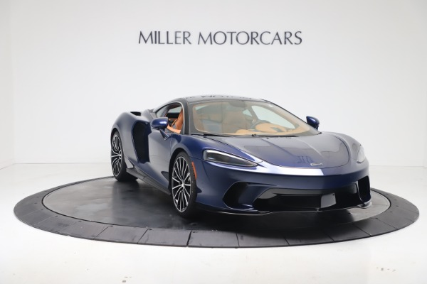 New 2020 McLaren GT Luxe for sale $244,675 at Aston Martin of Greenwich in Greenwich CT 06830 10